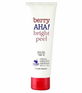ETUDE HOUSE Пилинг-гель Berry Aha Bright Peel Mild Gel