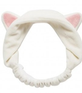 Etude House Повязка на голову Кошечка My Beauty Tool Lovely Etti Hair Band