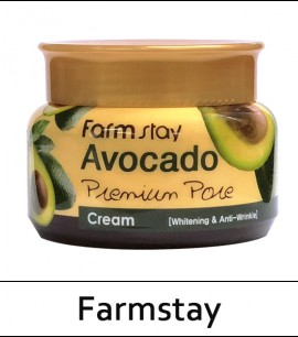 Farmstay Крем с авокадо Avocado Premium Pore Cream