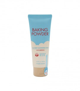 Etude House Пенка для снятия ВВ-крема с содой 160мл Baking Powder BB Deep Cleansing Foam