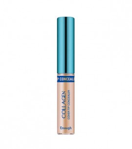Enough Коллагеновый консилер 01 Collagen Cover Tip Concealer