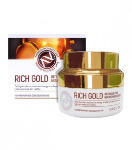 Enough Питательный крем с золотом Premium Rich Gold Intensive Pro Nourishing Cream