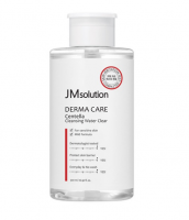 JMsolution Очищающая вода с центеллой Derma Care Centella Cleansing Water-Clear