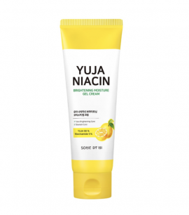 Some By Mi Крем-гель с юдзу для выравнивания тона Yuja Niacin Brightening Moisture Gel Cream