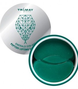 Trimay Лифтинг патчи с пептидами Emerald Syn-Ake Peptide Lifting Eye Patch