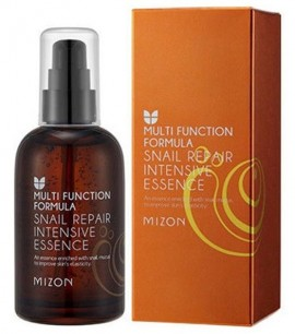 Mizon Восстанавливающая эссенция с муцином улитки  Snail Repair Intensive Essence
