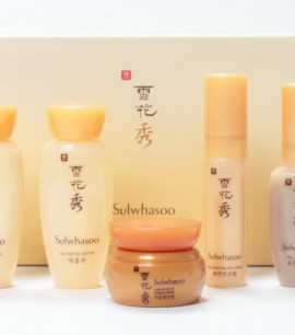 Sulwhasoo Набор миниатюр Sulwhasoo Basic Kit (5 items)