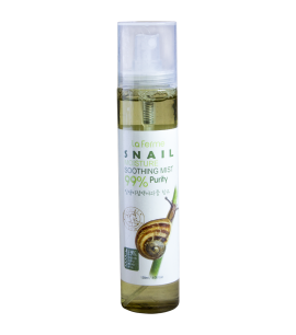 FarmStay Мист для лица с улиткой  Snail Moisture Soothing Mist